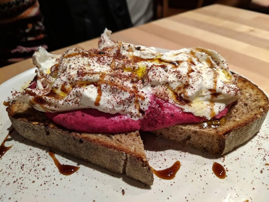 Banter NYC | cafe | 169 Sullivan St, New York, NY 10012, USA