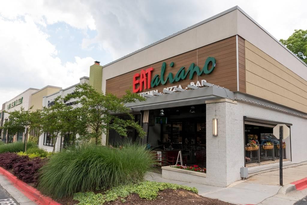 EATaliano Kitchen | meal delivery | 2480 Briarcliff Rd NE, Atlanta, GA 30329, USA | 4043212111 OR +1 404-321-2111