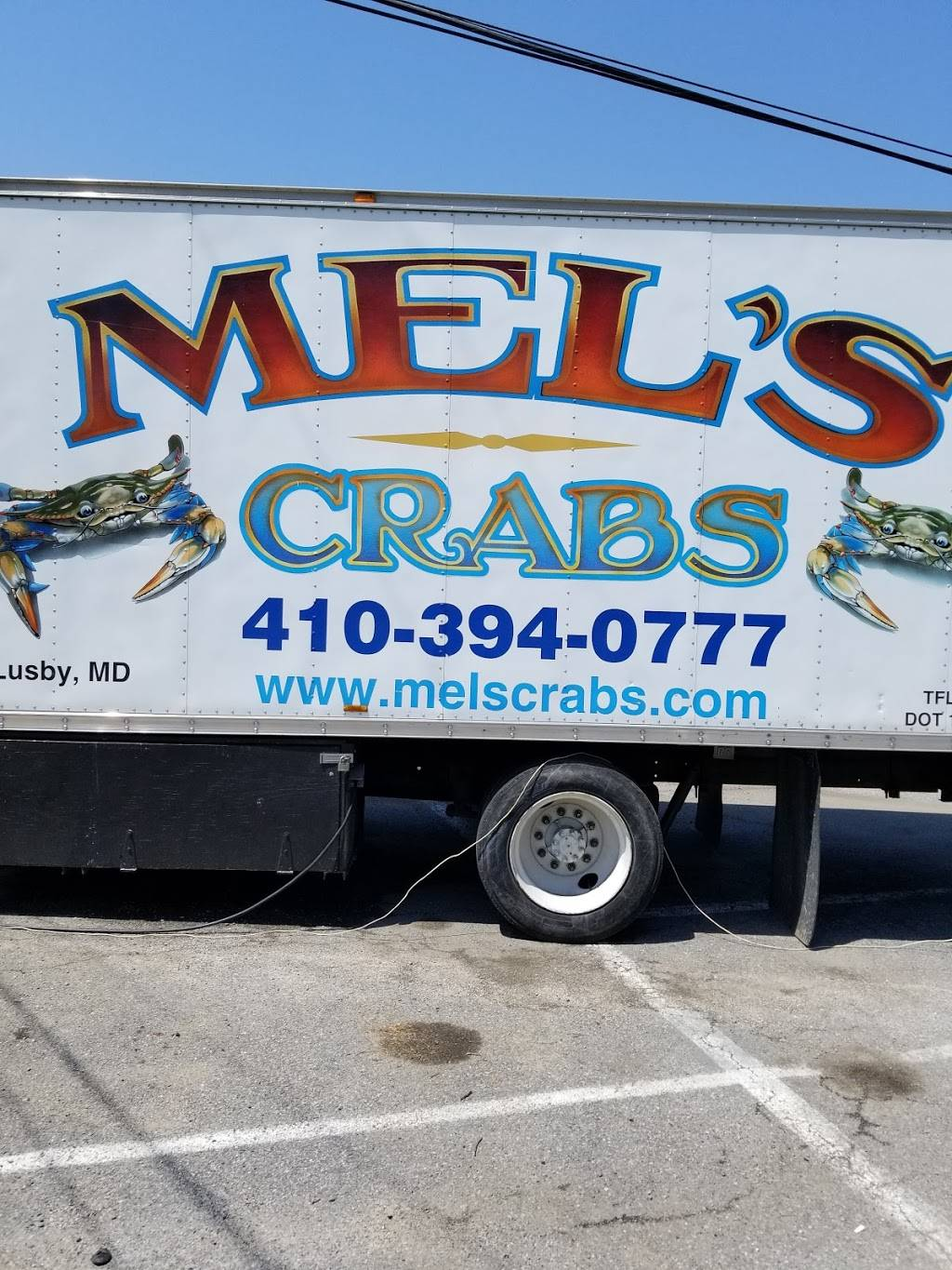 Mels Crabs | restaurant | 5005 Solomons Island Rd, Huntingtown, MD 20639, USA | 4103940777 OR +1 410-394-0777