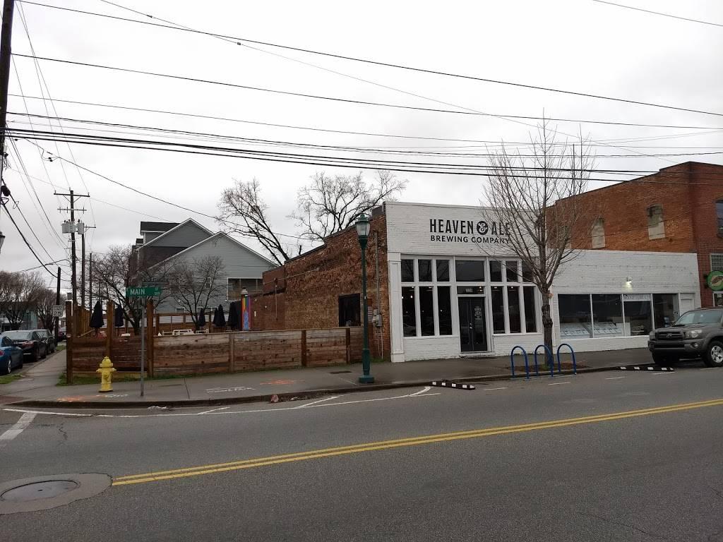 Heaven & Ale Brewpub | restaurant | 342 E Main St, Chattanooga, TN 37408, USA | 4235416570 OR +1 423-541-6570