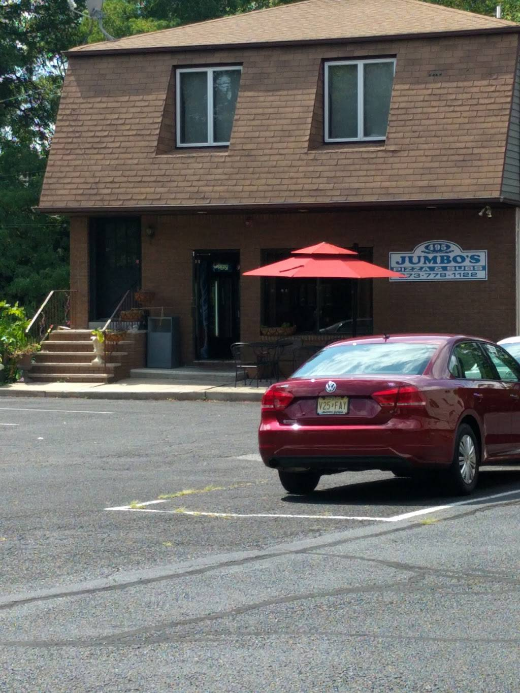 Jumbos Pizza & Subs | meal takeaway | 495 Main Ave, Wallington, NJ 07057, USA | 9733608559 OR +1 973-360-8559