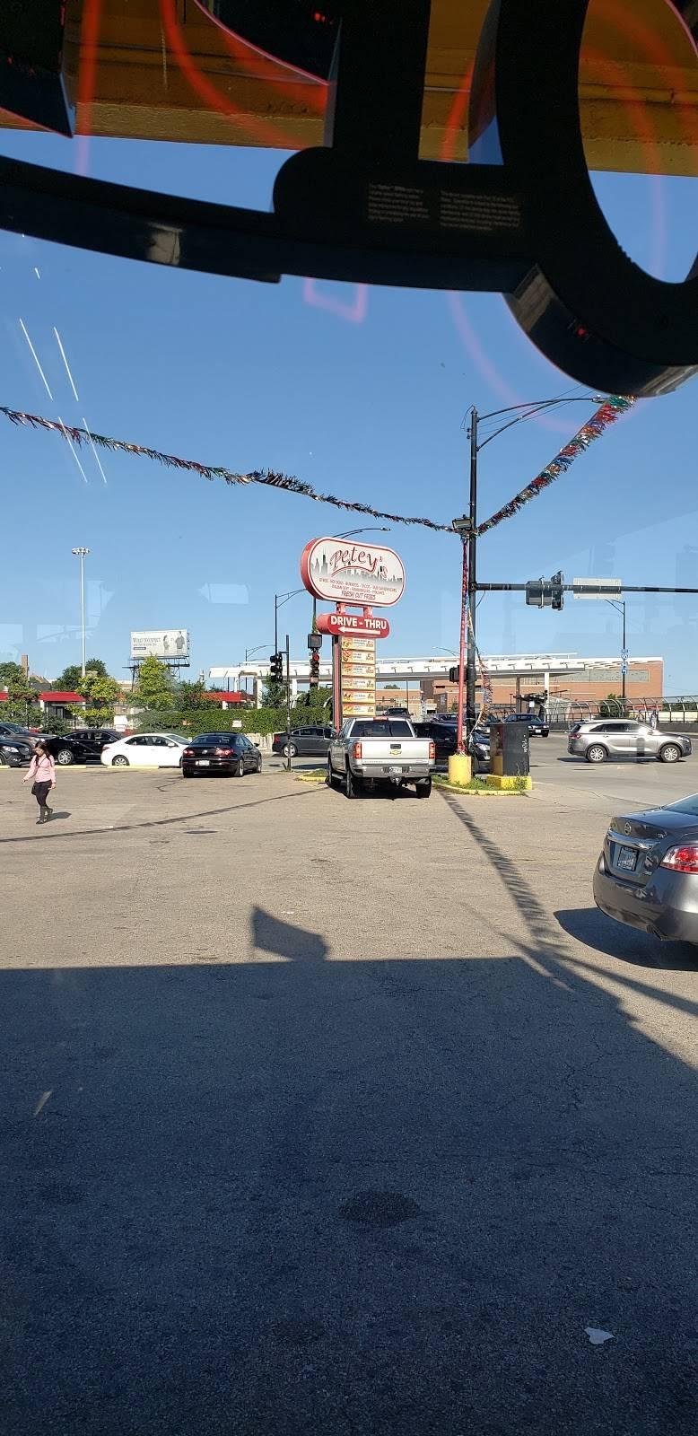 Peteys Restaurant   restaurant   250 W 47th St, Chicago, IL 60609, USA   7739666113 OR +1 773-966-6113