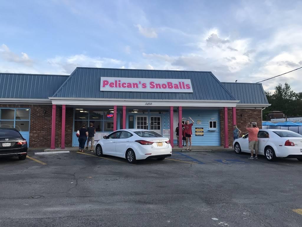 Pelicans SnoBalls   restaurant   5830 Ringgold Rd, East Ridge, TN 37412, USA