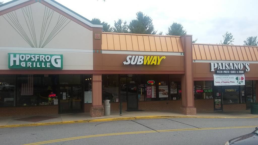 Subway | restaurant | 5765 Burke Centre Pkwy Suite D, Burke, VA 22015, USA | 7032503355 OR +1 703-250-3355