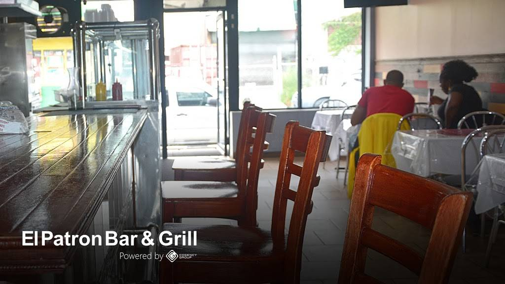 El Patron Bar & Grill   restaurant   748 Liberty Ave, Brooklyn, NY 11208, USA   3476276525 OR +1 347-627-6525
