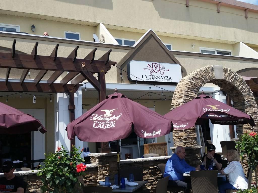 La Terrazza Restaurant 408 Ocean Ave Belmar Nj 07719 Usa