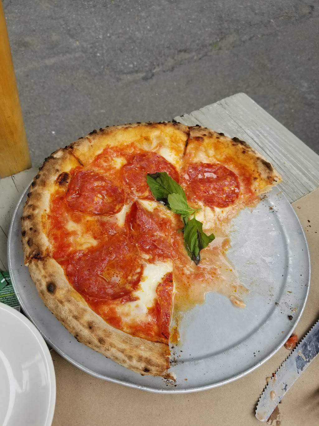 Union Pizza Works | restaurant | 423 Troutman St, Brooklyn, NY 11237, USA | 7186281927 OR +1 718-628-1927