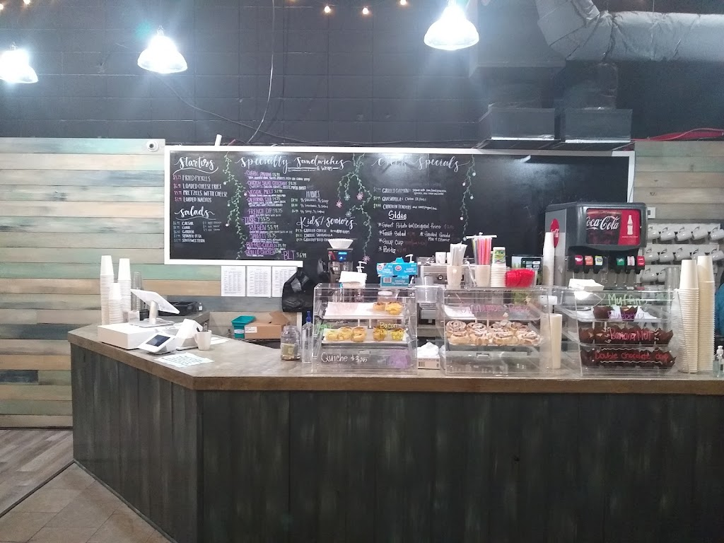 The Delta Bean Coffee Shop | restaurant | Grenada, MS 38901, USA | 6623077323 OR +1 662-307-7323