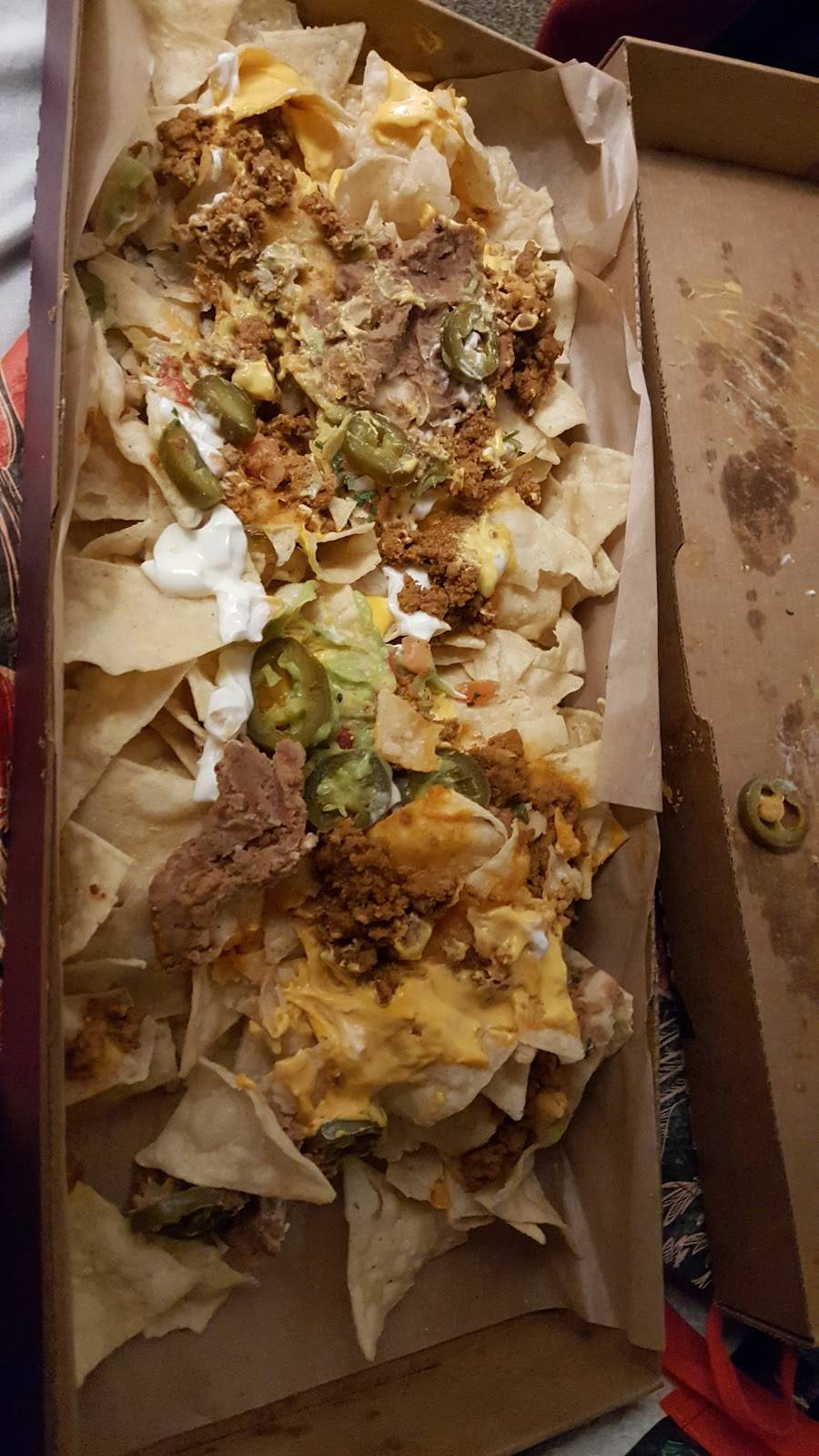 Taco Bell Cantina - Meal takeaway  5 Plymouth Ave, Fall River