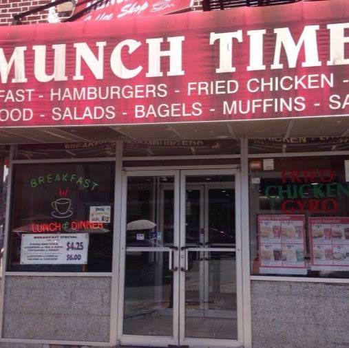 Munch Time   restaurant   21 E 170th St, Bronx, NY 10452, USA   7189927347 OR +1 718-992-7347