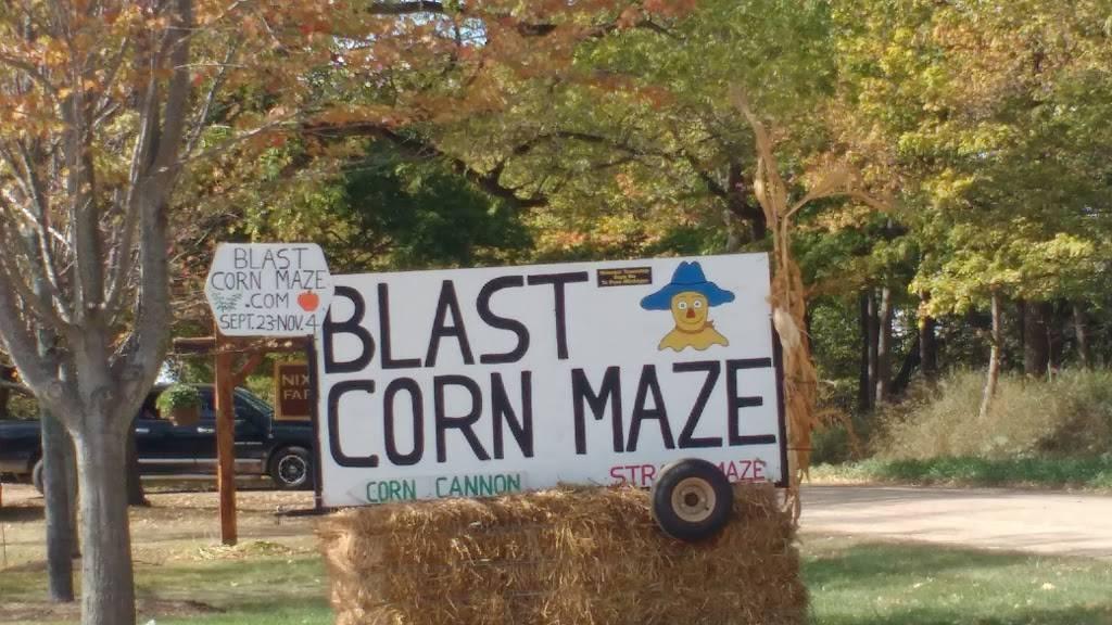 The Blast Corn Maze | restaurant | 6175 Daly Rd, Dexter, MI 48130, USA