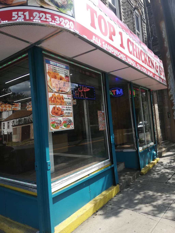 Top 1 Chicken & Gyro   restaurant   694 Summit Ave, Jersey City, NJ 07306, USA   5512253220 OR +1 551-225-3220