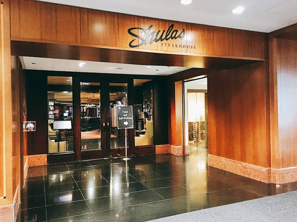 Shulas Steak House | restaurant | 301 E North Water St, Chicago, IL 60611, USA | 3126700788 OR +1 312-670-0788
