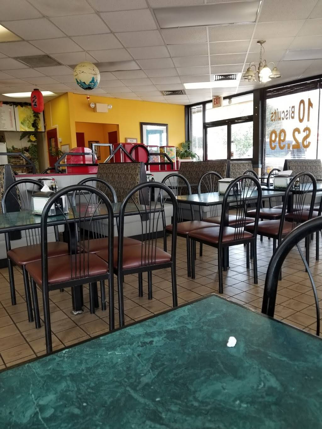 Asian Express | restaurant | 3600 W Andrew Johnson Hwy, Morristown, TN 37814, USA | 4232541888 OR +1 423-254-1888