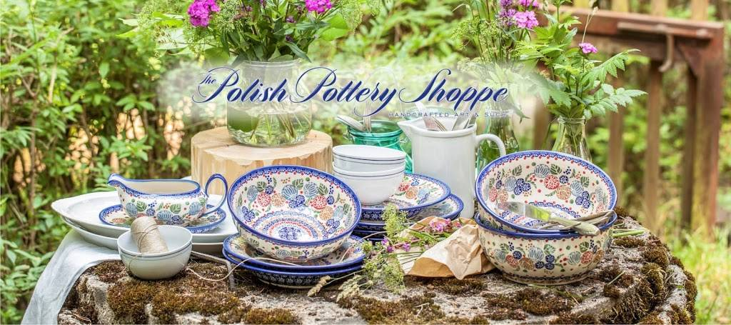 The Polish Pottery Shoppe | shopping mall | 2802 E E Battlefield Rd, Springfield, MO 65804, USA | 4177204447 OR +1 417-720-4447
