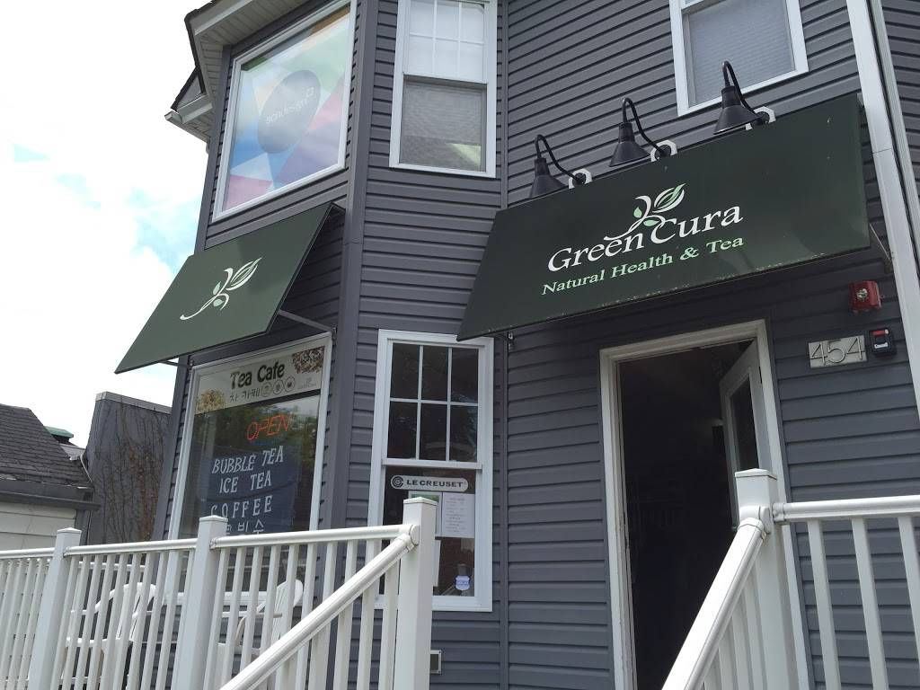Green Cura | cafe | 454 Broad Ave, Leonia, NJ 07605, USA | 2019441248 OR +1 201-944-1248