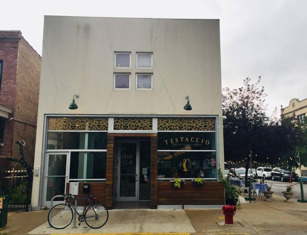 Testaccio Chicago   restaurant   2456 N California Ave, Chicago, IL 60647, USA   7736616028 OR +1 773-661-6028