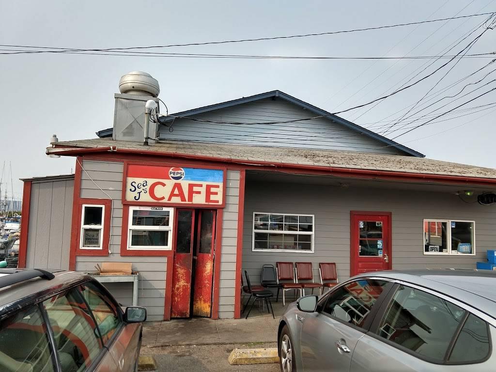 Sea Js Cafe   cafe   2501 Washington St, Port Townsend, WA 98368, USA   3603856312 OR +1 360-385-6312