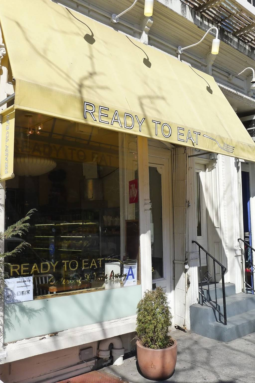 Ready to Eat | meal delivery | 525 Hudson St, New York, NY 10014, USA | 2122291013 OR +1 212-229-1013