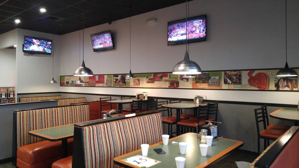 Round Table Pizza | meal delivery | Suites E & F, 1202 S Idaho St, La Habra, CA 90631, USA | 5626902205 OR +1 562-690-2205