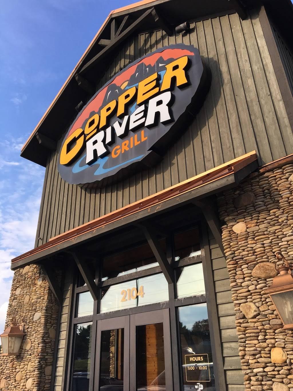 Copper River Grill | restaurant | 2104 SC-9, Boiling Springs, SC 29316, USA | 8648144701 OR +1 864-814-4701