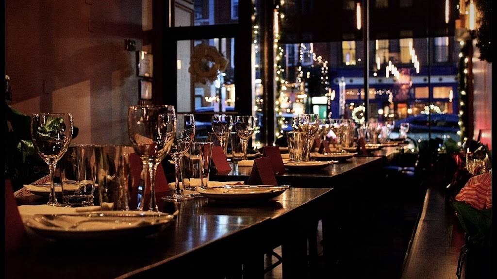 Apulia   restaurant   1319 Washington St, Hoboken, NJ 07030, USA   2016833923 OR +1 201-683-3923