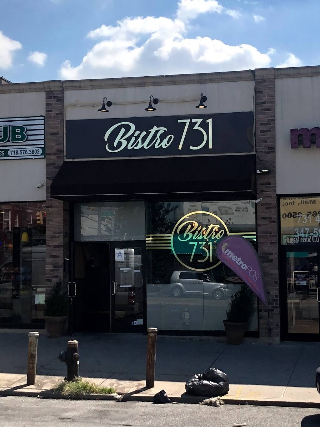Bistro 731   restaurant   731 4th Ave, Brooklyn, NY 11232, USA   7185763918 OR +1 718-576-3918