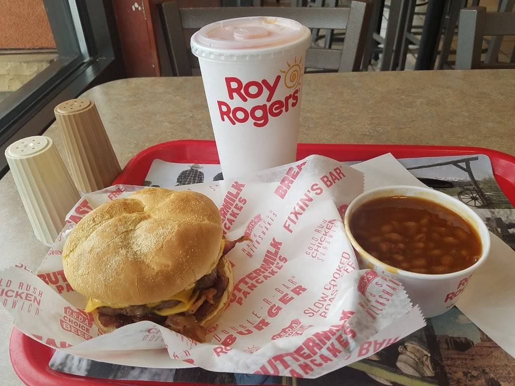 Roy Rogers   restaurant   6370 Crain Hwy, La Plata, MD 20646, USA   2407764535 OR +1 240-776-4535