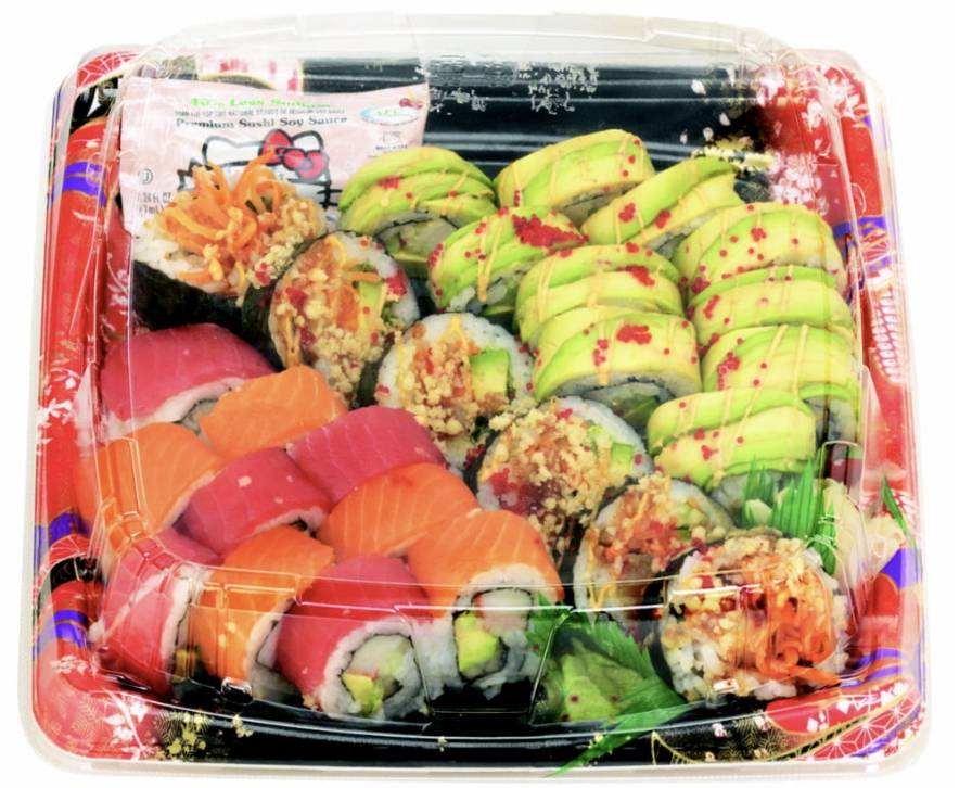 AFC Sushi | meal takeaway | 1607 Broadway St, Pekin, IL 61554, USA | 3093535300 OR +1 309-353-5300