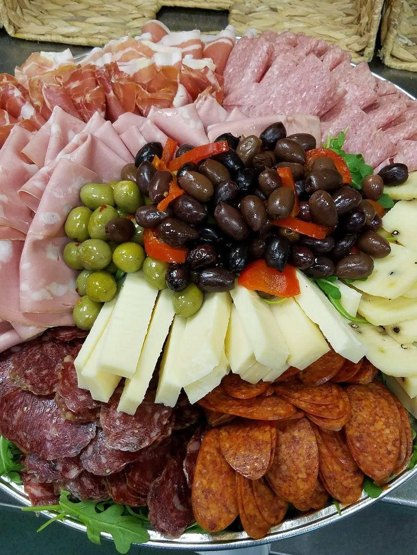 Carmines Italian Deli   meal takeaway   165 Mallory Ave, Jersey City, NJ 07304, USA   2014345155 OR +1 201-434-5155