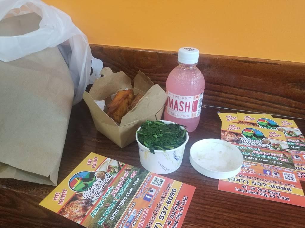 Mister Chicken 2 | restaurant | 44-64 21st St, Long Island City, NY 11101, USA | 3473306328 OR +1 347-330-6328