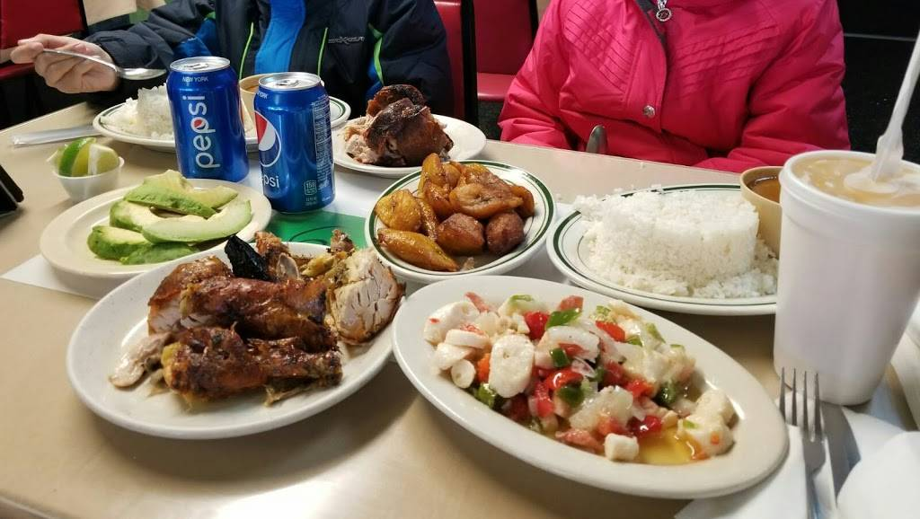 La Lechonera Criolla | restaurant | 1709 Webster Ave, Bronx, NY 10457, USA | 7182940500 OR +1 718-294-0500