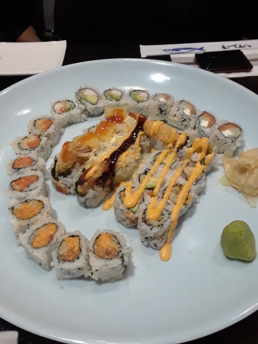 Origami Sushi |Best Sushi in Tampa (With images) | Best sushi ... | 1365x1024