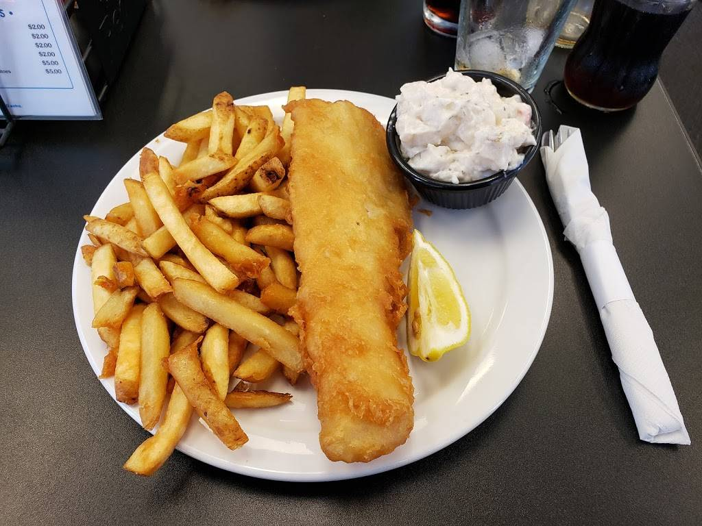Beamsville Fish & Chips | restaurant | 5001 Greenlane, Beamsville, ON L0R 1B3, Canada | 9055630344 OR +1 905-563-0344