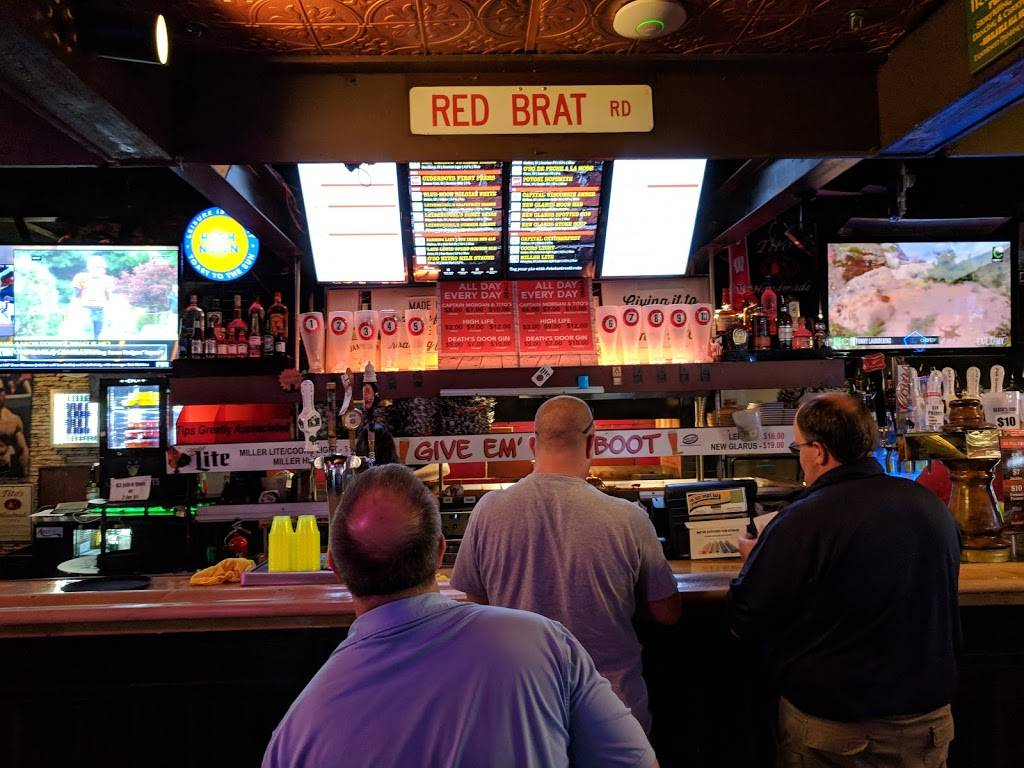 State Street Brats | restaurant | 603 State St #1015, Madison, WI 53703, USA | 6082555544 OR +1 608-255-5544