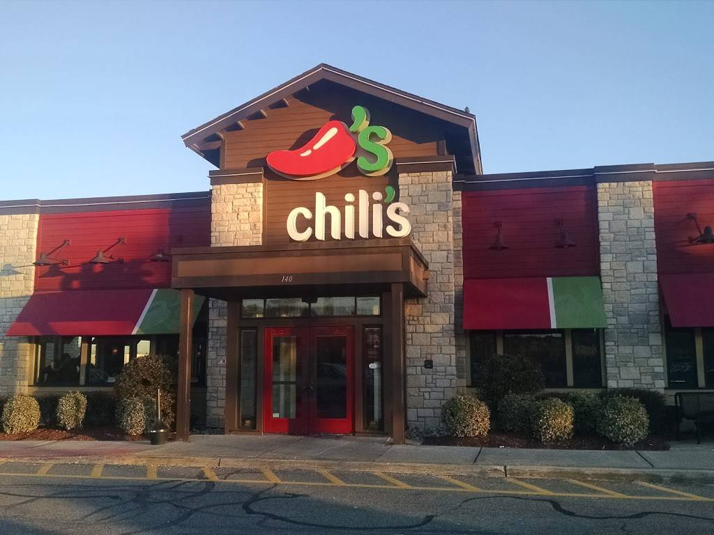 Chilis Grill & Bar | meal takeaway | 140 NJ-17, East Rutherford, NJ 07073, USA | 2014384150 OR +1 201-438-4150