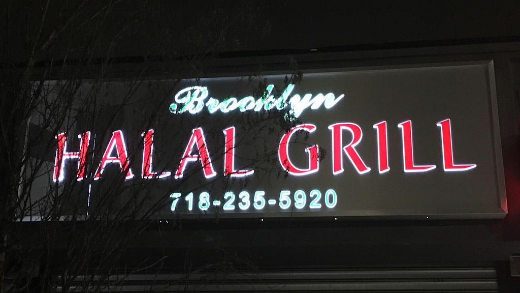 Brooklyn Halal Grill | restaurant | 1148 Liberty Ave, Brooklyn, NY 11208, USA | 7182355920 OR +1 718-235-5920