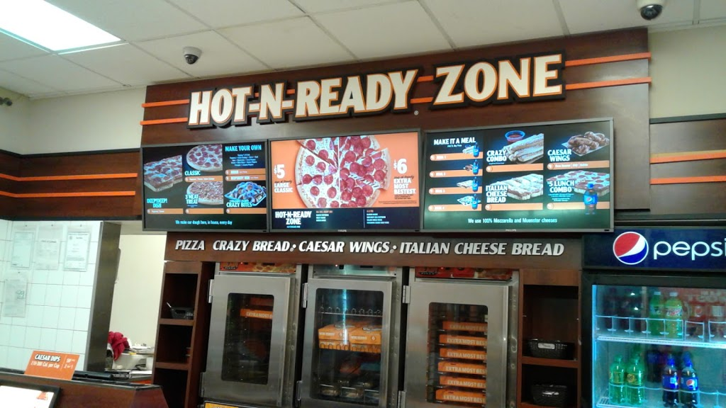 Little Caesars Pizza | meal delivery | 6300 Grelot Rd SUITE N, Mobile, AL 36609, USA | 2517767708 OR +1 251-776-7708