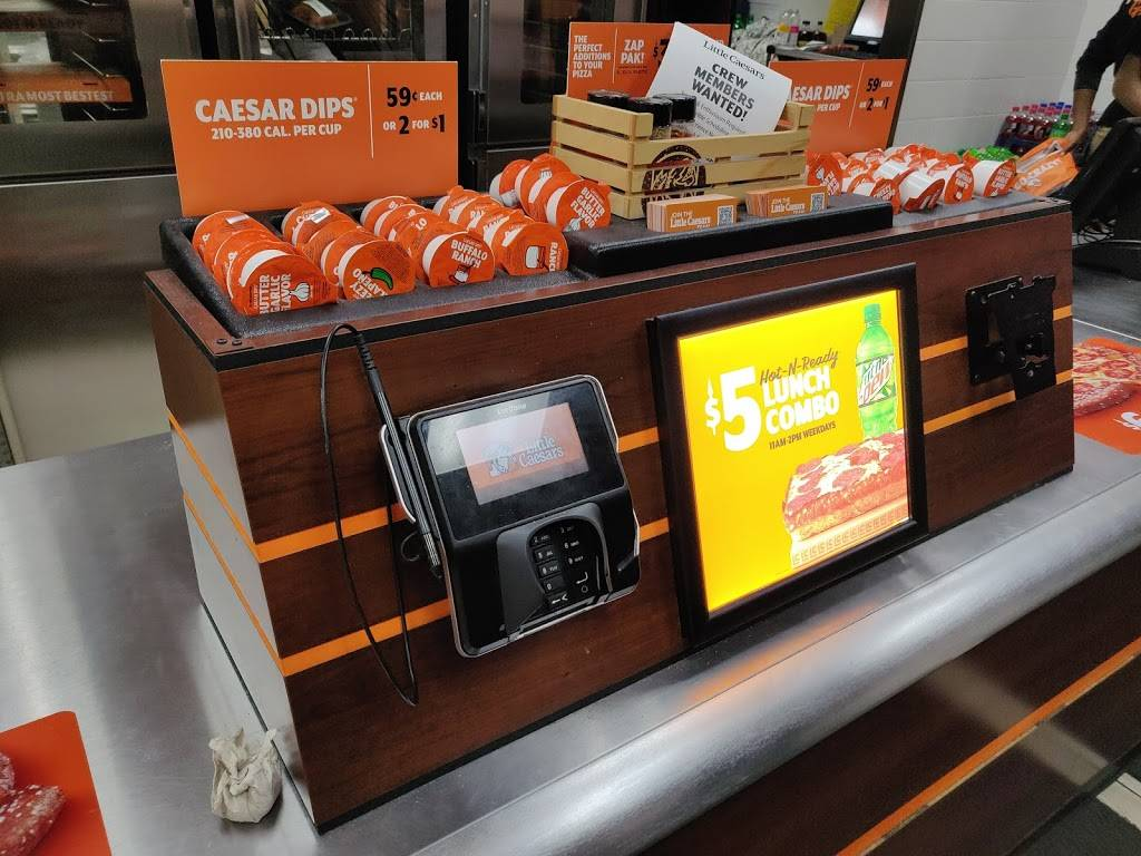 Little Caesars Pizza   meal takeaway   1111 Fairview Ave, Westmont, IL 60559, USA   6305419087 OR +1 630-541-9087