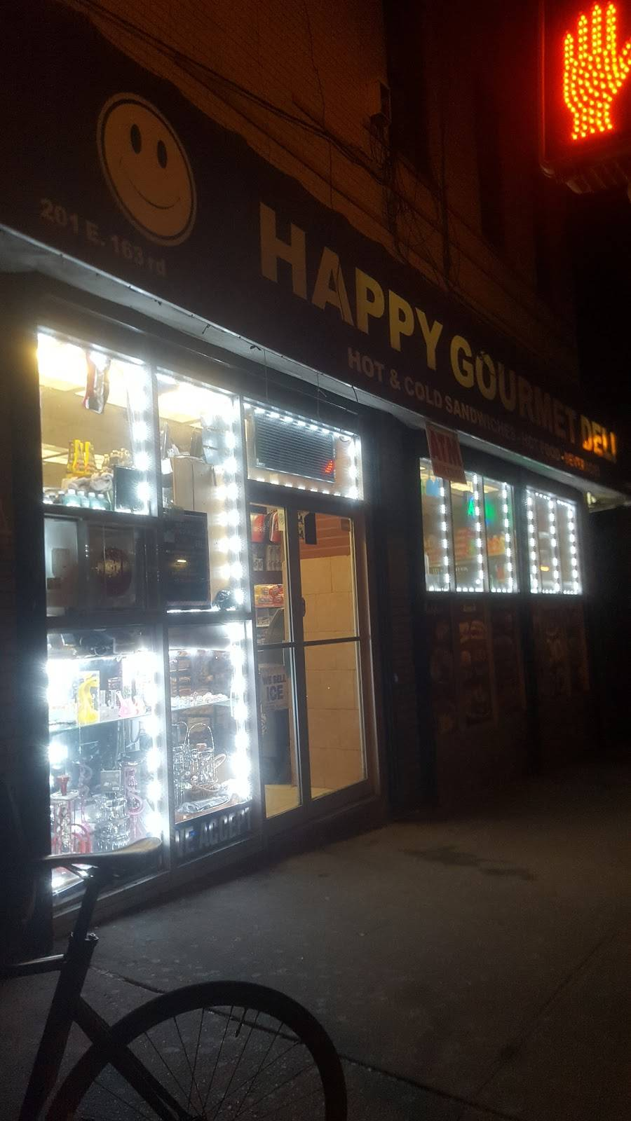 Happy Deli | meal takeaway | 201 E 163rd St, Bronx, NY 10451, USA | 7185904848 OR +1 718-590-4848