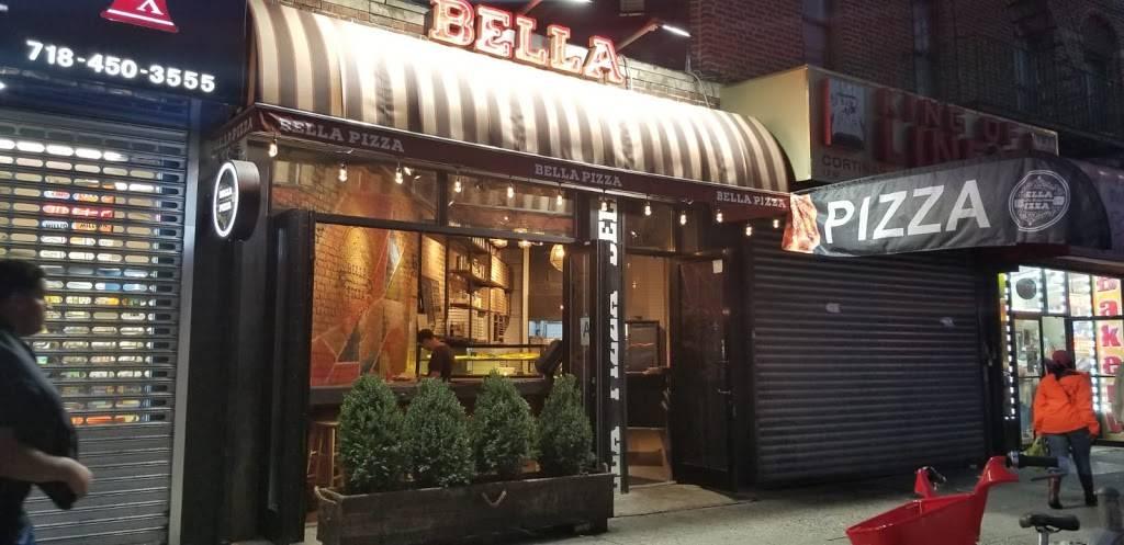 Bella Pizza | restaurant | 19 W Fordham Rd, Bronx, NY 10468, USA | 7188727206 OR +1 718-872-7206
