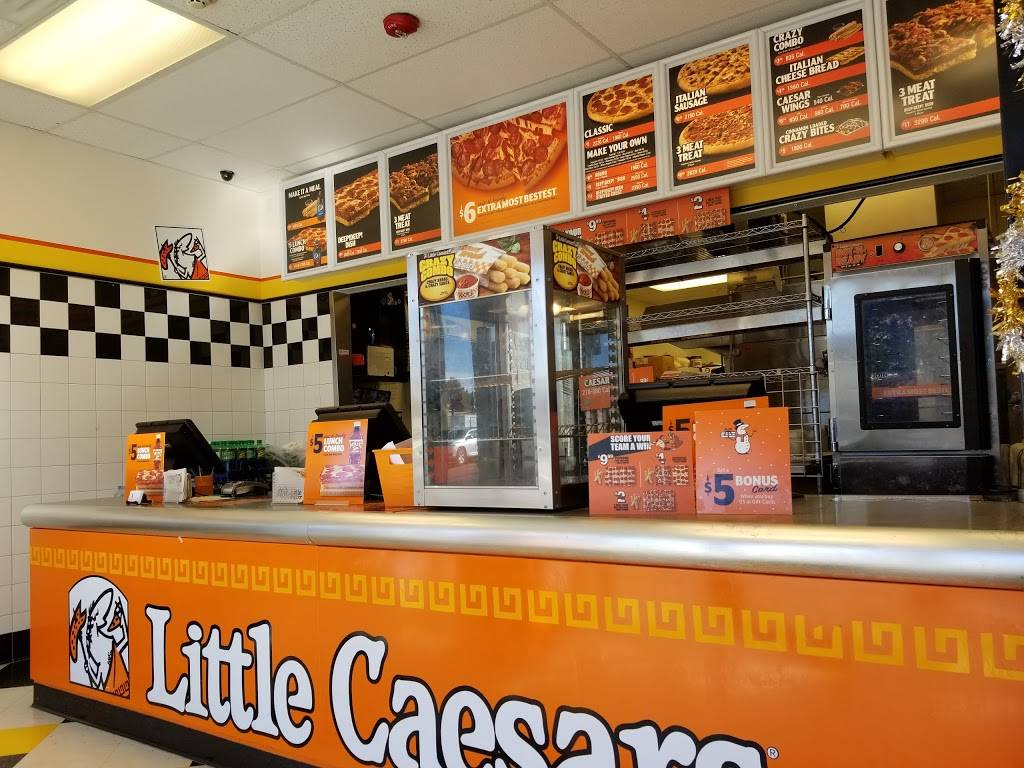 Little Caesars Pizza   meal takeaway   5616 S Gibraltar Way, Centennial, CO 80015, USA   3034008111 OR +1 303-400-8111