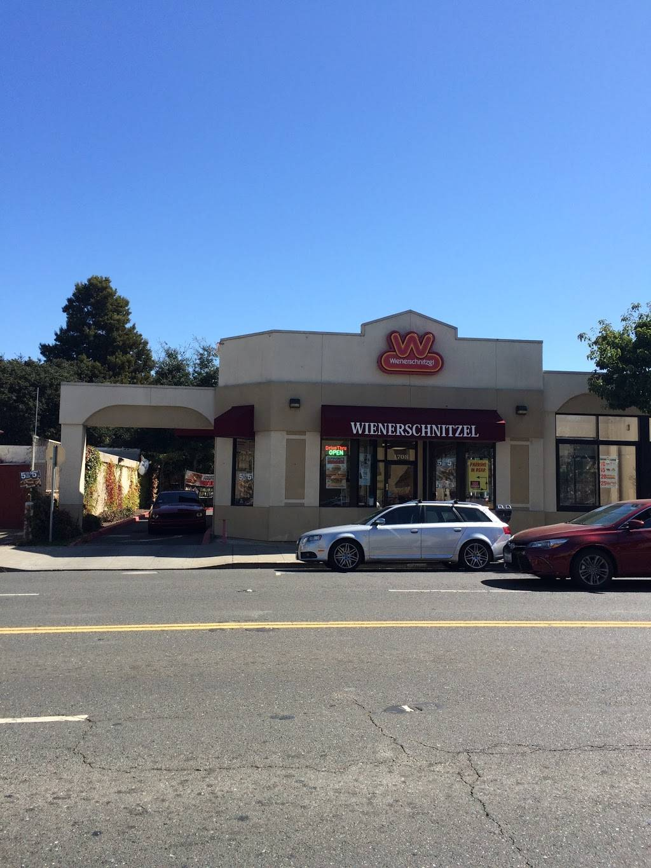 Wienerschnitzel   restaurant   1708 Webster St, Alameda, CA 94501, USA   5107691770 OR +1 510-769-1770
