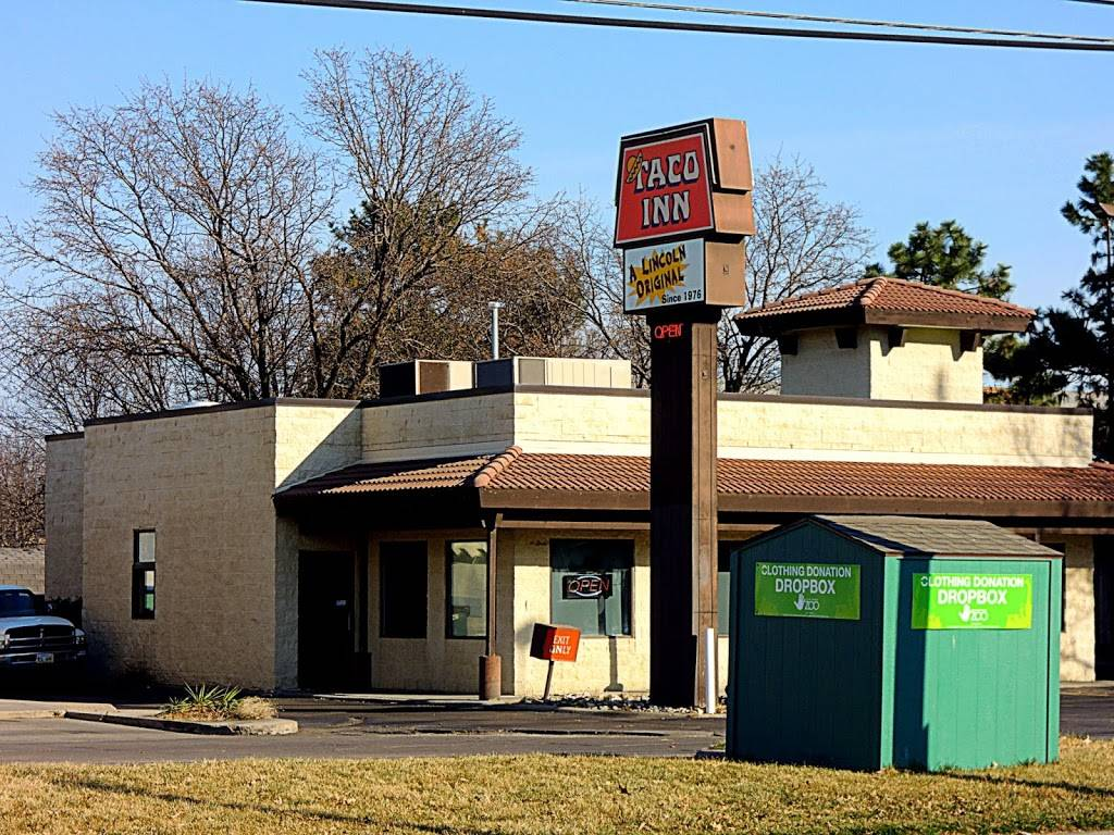 Taco Inn | restaurant | 1430 N 56th St, Lincoln, NE 68504, USA | 4024664970 OR +1 402-466-4970