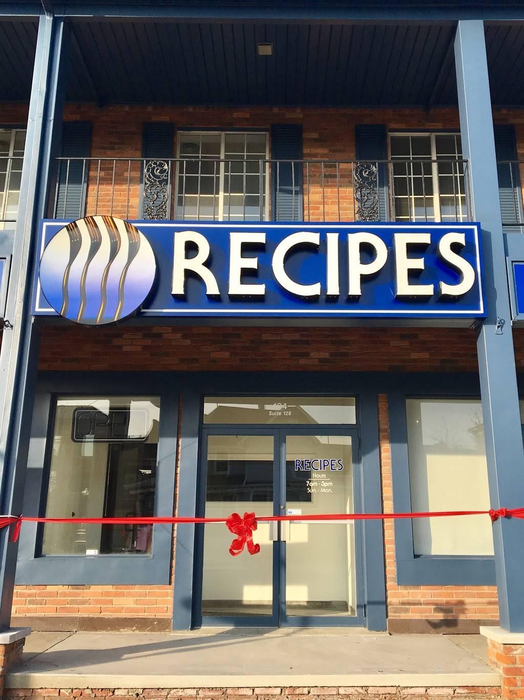 Recipes Rochester , Restaurant