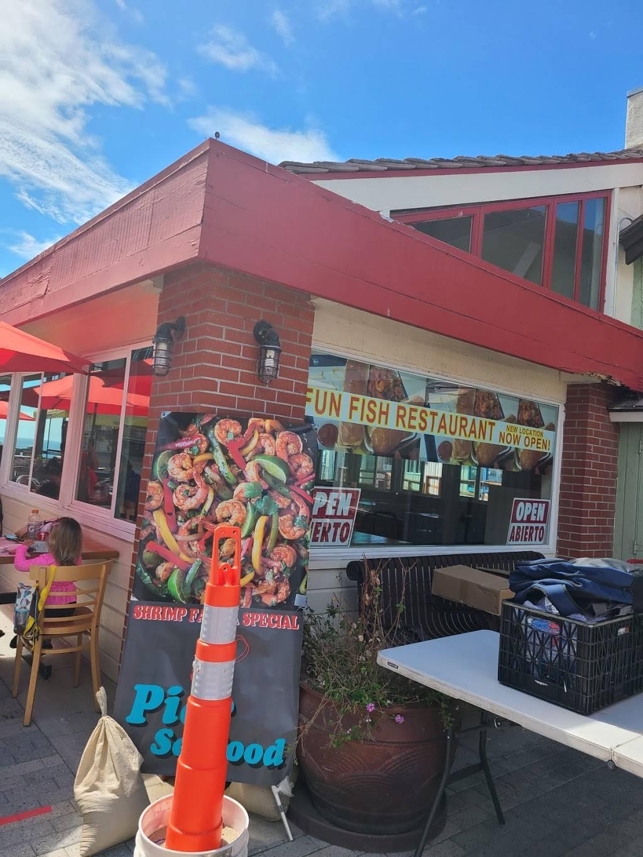 Fun Fish Market & Restaurant   restaurant   131 Fishermans Wharf, Redondo Beach, CA 90277, USA   3103721941 OR +1 310-372-1941