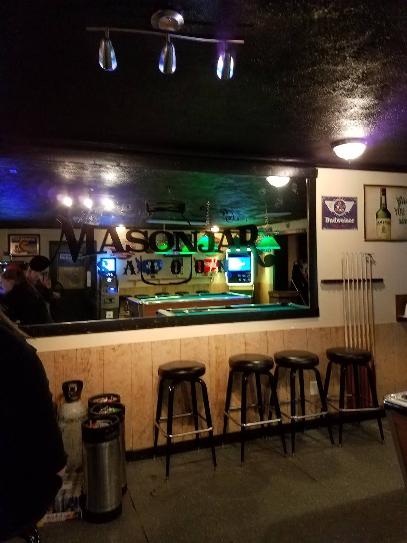 The Mason Jar | restaurant | 1387 Fairmont Rd, Morgantown, WV 26501, USA | 3042415914 OR +1 304-241-5914