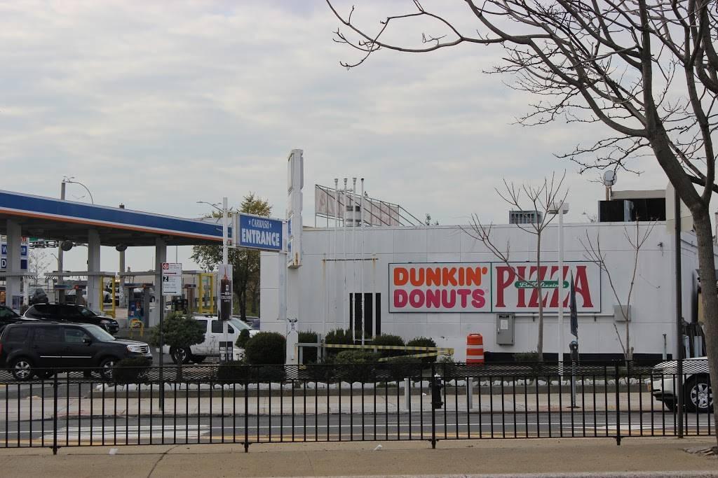 Dunkin Donuts   cafe   Gulf Gas Station, 138-17 Hillside Avenue, Jamaica, NY 11435, USA   7185261500 OR +1 718-526-1500