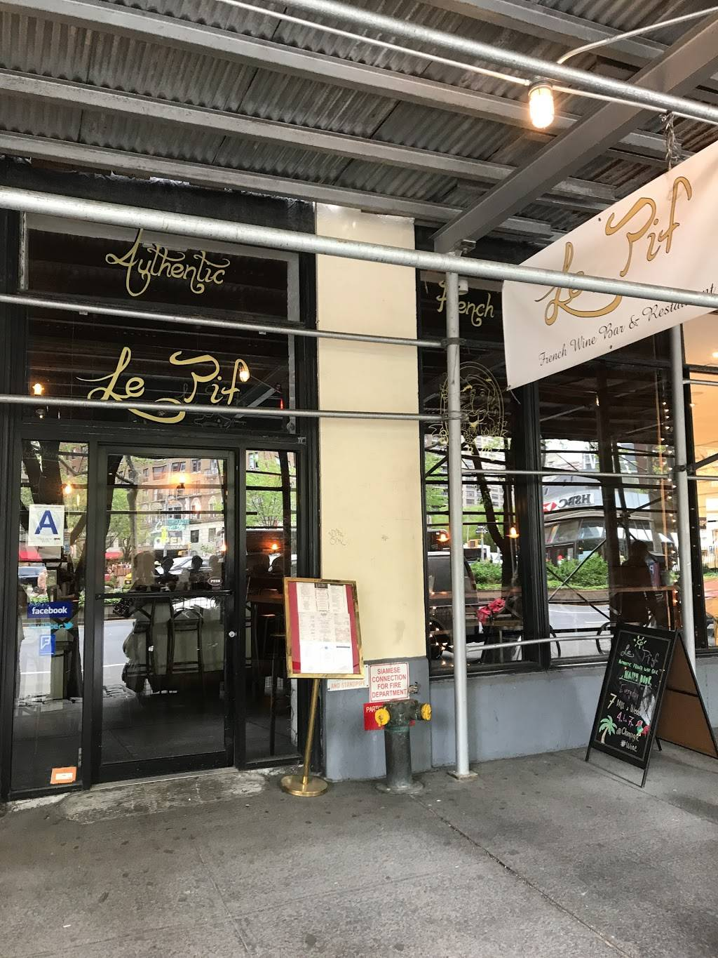 Le Pif NYC | restaurant | 2058 Broadway, New York, NY 10023, USA | 2127992253 OR +1 212-799-2253