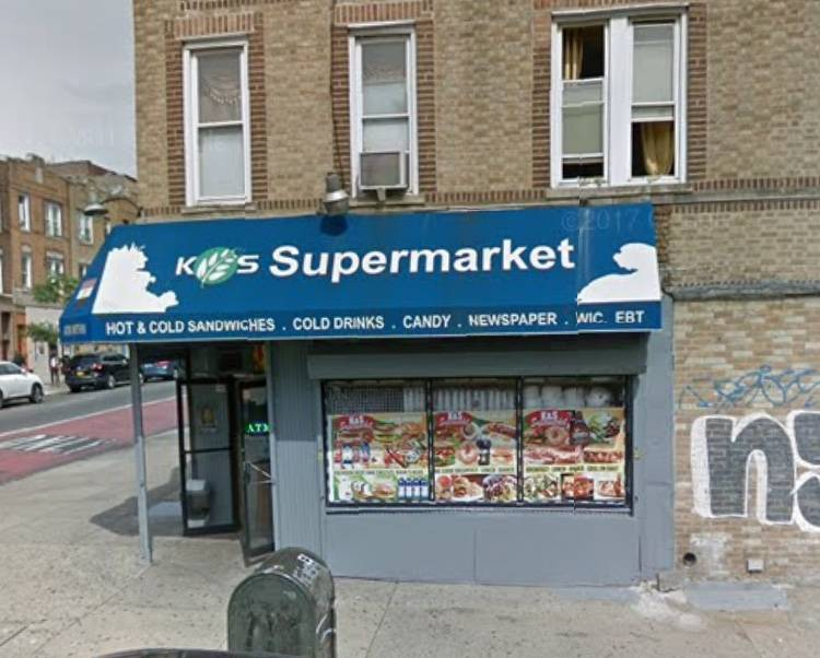 K&S Supermarket | meal takeaway | 237 Rogers Ave, Brooklyn, NY 11225, USA | 7187718793 OR +1 718-771-8793